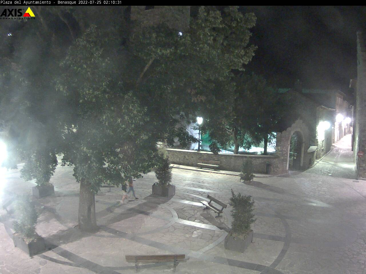 Plaza de Benasque
