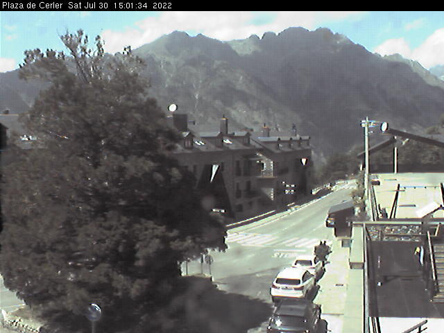 Webcam Cerler pueblo