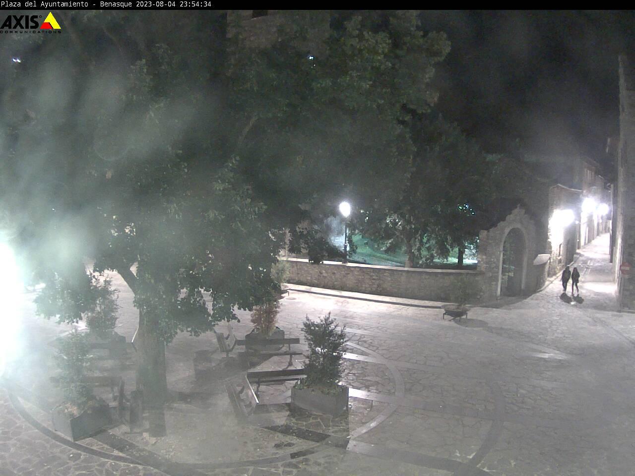 Plaza de Benasque